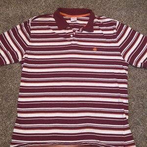 Brooks Brothers Short Sleeve Button Pullover